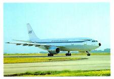 SAS Scandinavian Airlines Airbus A-300-B2  Postcard