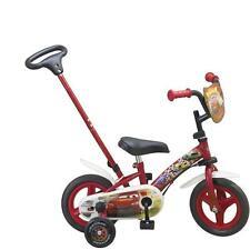 """TOIMSA vélo enfant garçon 10"""" CARS *NEUF*"""