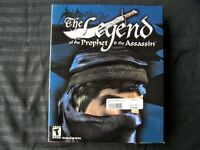 The Legend of the Prophet & the Assassin - Big Box PC Game