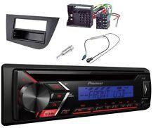 Pionero deh-s100ubb MP3 USB AUX CD Set Montaje Para Seat León