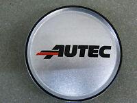 Original AUTEC Nabenkappe silber 3660 55 / 60 mm Nabendeckel Ersatz 3104 N08-1