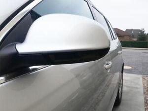 VW MK5 RABBIT/GTI/JETTA B6 SIDE MIRROR LED TURN SIGNAL LIGHTS - DARK BLACK/SMOKE