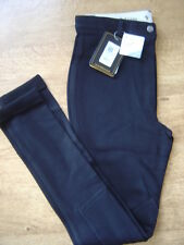 "Caldene Ladies Black 4TecJodphurs, 26"" waist long leg, sale  New/ tags"