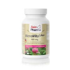 MenoVital Plus 120 Kapseln Rotklee-Extrakt Isoflavone von ZeinPharma®