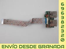 PLACA USB + CABLE HP PAVILION DV5-1230ES DA0QT6TB6E0 ORIGINAL #0