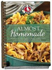 Almost Homemade: Shortcuts to Your Favorite Home-Cooked Meals Plus Tips for Effo