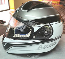 CASCO INTEGRALE AIROH LEOX TWIST TG. L MOTORCYCLE SCOOTER HELMET