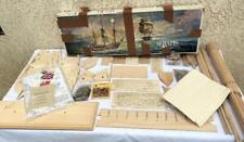 Aeropiccola Serapis Wood Wooden Model Sailing Ship Fregata Inglese Del 1779