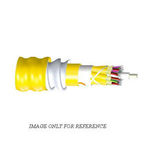 1000' COMMSCOPE 760127845 72F OS2 Single Mode Gelfree Yellow Plenum TB Cable