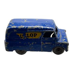 Vintage Lesney Matchbox Bedford Dunlop Van No.25