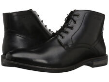 Josef Seibel Men's Myles Sz US 13 M / EU 47 Black Leather Ankle Boots $170.00