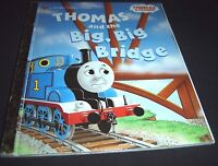 Little Golden Book: Thomas and the Big, Big Bridge by Wilbert V. Awdry