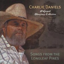 Songs from the Longleaf Pines by Charlie Daniels (CD, Mar-2005, Koch (USA))