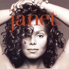 JANET JACKSON - JANET - CD, 1993