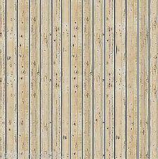 (32,02€/m²) BUSCH 7419 H0, 2 Dekorplatten, Holzbretter, hell, 210 x 148 x 0,6 mm