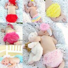 Lot de 7 culottes bébé volants culottes bouffantes Pettiskirt 6m-3y