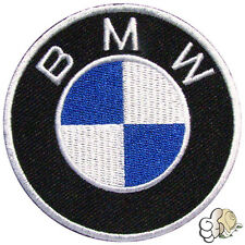 BMW TOPPA PATCH RICAMATO dim. 9 cm