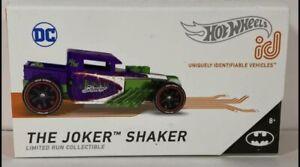Hot Wheels 2021 ID Car THE JOKER SHAKER (HBF99) LIMITED RUN