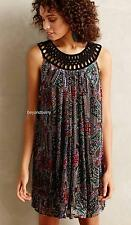 NEW Anthropologie Linnea Velvet Dress by Moulinette Soeurs  Size S-M-L  $228