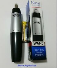 WAHL NASAL & EAR TRIMMER 5642-100 ( BATTERY OPERATED ORIGINAL WAHL TRIMMER )