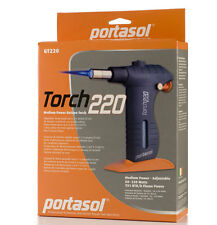 Portasol Gas Power Micro Turbo Blow Torch GT220 APTT220 LIMITED DEAL OFFER