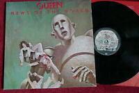 QUEEN - NEWS OF THE WORLD - 1977 UK 1ST PRESSING A1 B1 LP ALBUM EMI EMA 784 EX