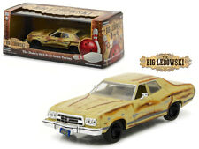 The Big Lebowski The Dude's 1973 Ford Gran Torino 1:43 Diecast Car Greenlight