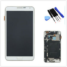 Complete LCD Touch Screen Glass Digitizer Frame For Samsung Galaxy Note3 N9005