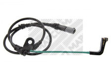 Warnkontakt, Bremsbelagverschleiß MAPCO 56643 vorne für BMW