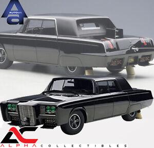 AUTOART 71546 1:18 BLACK BEAUTY GREEN HORNET TV SHOW DIECAST CAR