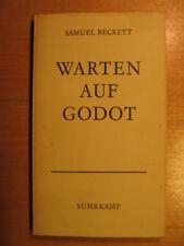 1953 Samuel Beckett Warten auf Godot dEA