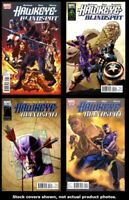 Hawkeye: Blind Spot 1 2 3 4 Complete Set Run Lot 1-4 VF/NM
