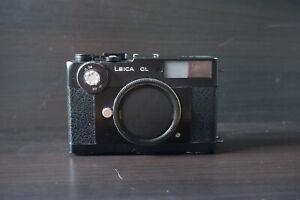 Leitz Leica CL Rangefinder 35mm Film Camera Body Leica M Mount