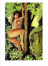 CAVEWOMAN MERIEM'S GALLERY BOOK FIVE SPECIAL EDITION VIRGIN COVER LIMITED 750