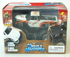 Dale Earnhardt Jr Muscle Machines Monster Truck 1:43 DMP Action 4x4 box