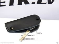 Genuine BMW Leather Case Key Holder Fob Cover 51217006821 E39 E46 E53 E60 E83