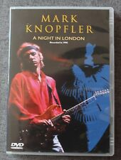 Mark Knopfler, a night in London - recorded in 1996, DVD
