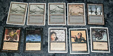 MAGIC THE GATHERING CARD LOT # 24 ( FROM THE 1990s)