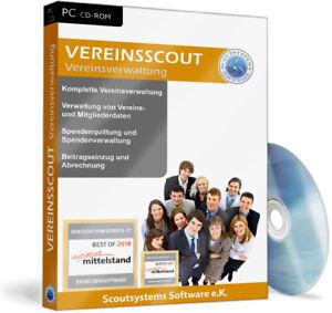 Vereinsbuchhaltung,Buchhaltung Software für den Verein inkl. SEPA u. DTAUS EDV