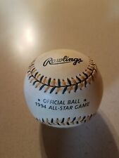 Rawlings 1994 MLB All Star Official Game Baseball Pittsburgh Pirates - Game used