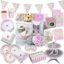Shabby Chic Party Decorations In Party Decorations Ebay
