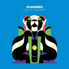 LOVE IS SYMMETRY - SCANNERS [CD]