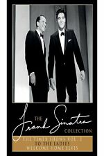 FRANK SINATRA COLLECTION Timex Shows Vol.2 (with Elvis) DVD in Inglese NEW .cp