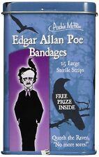 Edgar Allan Poe Bandages 15 pcs Accoutrements 12438