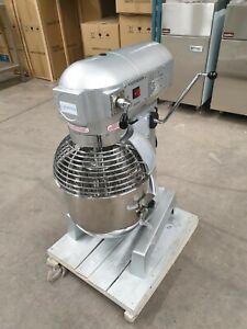 Commercial Quattro Dough Mixer Planetary Dough Mixer 20 Liter Bakery Equipment
