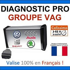 Valise Pro Diagnostic VAG - Programmations + Diagnostic - OBD2 AUTOCOM ELM
