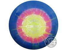 USED Latitude 64 MyDye Opto Compass 177g Blue Burst Midrange Golf Disc