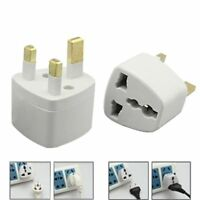 Euro Style Conversion 3 Party British standard Connector Plug Power Adapter