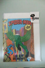7.5 VF-/ VERY FINE- AMAZING SPIDER-MAN # 48 SPANISH EURO VARIANT OW/CP YOP 1982