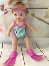 Baby born Mommy Look I Can Swim Doll (148)
